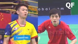 【動画】LEE Zii Jia VS 黃永棋 Eプラスバドミントンアジアチーム選手権2018 それ以外