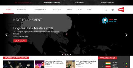 「陵水中国マスターズ2018」大会3日目までの結果