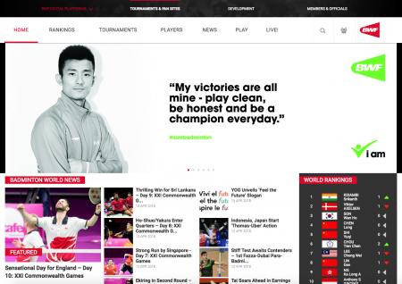 インドのスリカンス選手、初の男子シングルス世界ランキング頂点に立つ