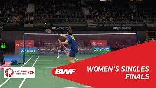 【動画】カイ・ヤンヤン VS 峰歩美 オーストラリアオープン2018 決勝
