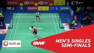 【動画】スパニュ・アヴィヒンサノン VS トミー・スギアルト タイオープン2018 準決勝