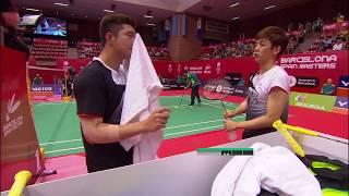 【動画】キム・ギジュン・李龍大 VS ボディン・イサラ・マニーポン・ジョンジット スペインマスターズ2018 決勝