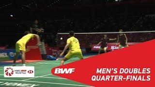 【動画】李俊慧 VS ファジャル・アルフィアン・ムハマド・リアン・アルディアント ダイハツヨネックスジャパンオープン2018 準々決勝