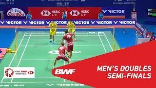 【動画】キム・アストルプ・アンダース・スカールプ・ラスムセン VS 陳宏麟 中国オープン2018 準決勝