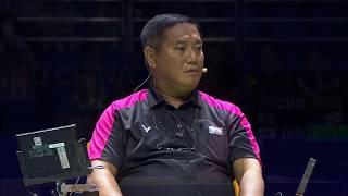 【動画】陳雨菲 VS 山口茜 中国オープン2018 準決勝