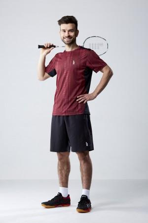 ゴーセン、リオ五輪メダリストのクリス・ラングリッジ選手と用具使用契約を締結