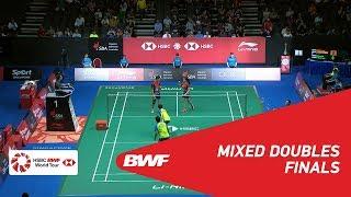 【動画】ゴー・スンファット・ライ・シェヴォン・ジェミー VS タトウィ・アーマド・リリヤナ・ナットシール シンガポールオープン2018 決勝