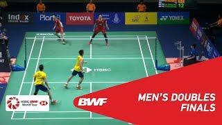 【動画】ゴー・V シェム・タン・ウィーキョン VS 盧敬堯 タイマスターズ2019 決勝