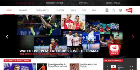 桃田、2回戦で敗れる「インドネシアオープン」