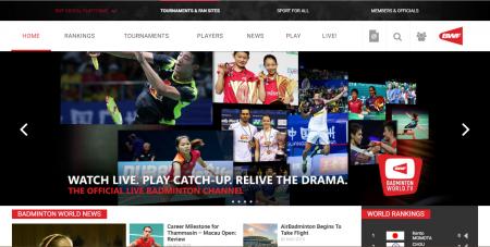 男女単複で決勝進出「福州中国オープン」