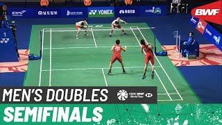 【動画】ゴー・V シェム・タン・ウィーキョン VS チェ・ソルギュ・ソ・スンジェ 韓国マスターズ2019 準決勝