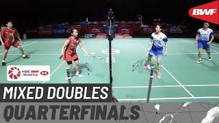 【動画】郑思维 VS ソ・スンジェ・チェ・ユジュン 福州中国オープン2019 準々決勝