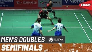 【動画】李俊慧 VS モハマド・アッサン・ヘンドラ・セティアワン マレーシアマスターズ2020 準決勝
