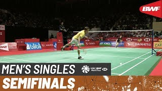 【動画】アンダース・アントンセン VS リー・チェアック・イウ インドネシアマスターズ2020 準決勝