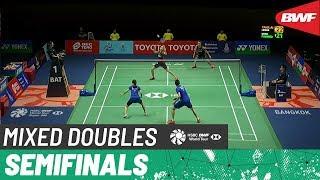 【動画】ハフィス・ファイサル・グローリア・エマニュエル・ウィジャジャ VS タン・キアン・メング・ライ・ペイジン タイマスターズ2020 準決勝