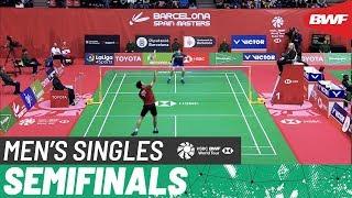 【動画】ビクター・アクセルセン VS ダレン・リュー スペインマスターズ2020 準決勝