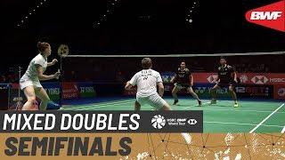 【動画】プラビーン・ジョーダン・メラティ・デファ・オクタフィアニ VS マーカス・エリス・ローレン・スミス 全英オープン2020 準決勝