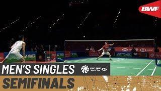 【動画】周天成 VS アンダース・アントンセン 全英オープン2020 準決勝