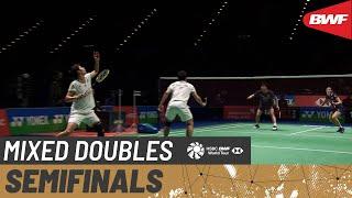 【動画】デチャポン・プアヴァラヌクロー・サプシリー・タエラッタナチャイ VS ソ・スンジェ・チェ・ユジュン 全英オープン2020 準決勝
