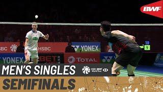 【動画】リー・ジージア VS ビクター・アクセルセン 全英オープン2020 準決勝