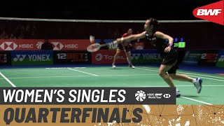 【動画】ポルンパウィ・チョチュウォン VS 戴資穎 全英オープン2020 準々決勝