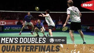 【動画】ウラジミール・イワノフ・イワン・ソゾノフ VS マーカス・エリス・クリス・ラングリッジ 全英オープン2020 準々決勝