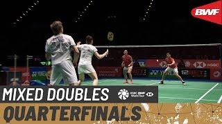 【動画】マーカス・エリス・ローレン・スミス VS タン・チュンマン・謝影雪 全英オープン2020 準々決勝
