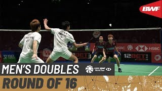 【動画】アーロン・チア・ソウ.W.Y VS 盧敬堯 全英オープン2020 ベスト16