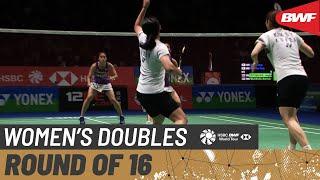 【動画】キム・ソヨン・コン・ヒヨン VS ジョンコルファン・キティタラクル・ラウィンダ・プラジョンジャイ 全英オープン2020 ベスト16
