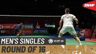 【動画】ラクシュヤセン VS ビクター・アクセルセン 全英オープン2020 ベスト16