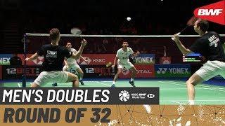 【動画】ファジャル・アルフィアン・ムハマド・リアン・アルディアント VS マシアス・ボー・マッズ・コンラッド・ピーターセン 全英オープン2020 ベスト32