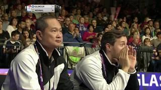 【動画】カースティ・ギルモア VS サイナ・ネワール BWF世界選手権2017 準々決勝