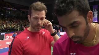 【動画】林丹 VS ラジブ・オーセフ BWF世界選手権2017 ベスト16