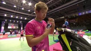 【動画】李晉熙・チャウ・ホイワー VS チャン・コーチ・チャン・シンティエン BWF世界選手権2017 ベスト32