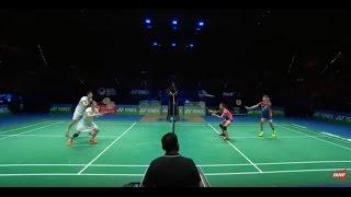 【動画】鲁恺 VS チャン・ペンスン・ゴー・リューイン 全英オープン2017 決勝