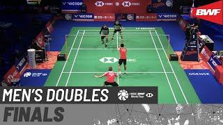 【動画】マーカス・エリス・クリス・ラングリッジ VS ウラジミール・イワノフ・イワン・ソゾノフ デンマークオープン2020 決勝