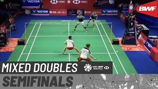 【動画】マーク・ラムスフス・イザベル・ヘルトリヒ VS マーカス・エリス・ローレン・スミス デンマークオープン2020 準決勝