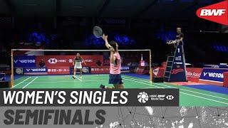 【動画】ミシェル・リー VS 奥原希望 デンマークオープン2020 準決勝