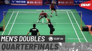 【動画】ジョエル・エイペ・ラスムス・ケアー VS ファビアン・デルー・ウィリアム・ヴィルガー デンマークオープン2020 準々決勝