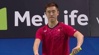 【動画】タン・チュンマン・謝影雪 VS 郑思维 デンマークオープン2017 決勝