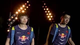 【動画】郑思维 VS タトウィ・アーマド/リリヤナ・ナットシール BWFワールドスーパーシリーズファイナルズ2017 準決勝