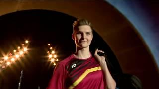 【動画】スリカンス・K VS ビクター・アクセルセン BWFワールドスーパーシリーズファイナルズ2017