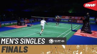 【動画】リー・ジージア VS ビクター・アクセルセン 全英オープン2021 決勝