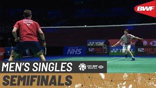 【動画】アンダース・アントンセン VS ビクター・アクセルセン 全英オープン2021 準決勝