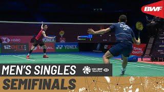 【動画】マーク・カルジュー VS リー・ジージア 全英オープン2021 準決勝