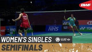【動画】ポルンパウィ・チョチュウォン VS P.V.シンドゥ 全英オープン2021 準決勝
