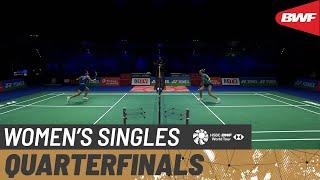 【動画】ミア・ブリッチフェルト VS ラッチャノク・インタノン 全英オープン2021 準々決勝