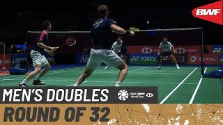 【動画】ゴー・V シェム/タン・ウィーキョン VS マーク・ラムスフス/マーヴィン・エミル・シーデル 全英オープン2021 ベスト32