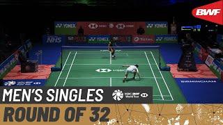 【動画】クンラブット・ビチットサーン VS ジョナタン・クリスティー 全英オープン2021 ベスト32