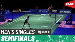 【動画】ビクター・アクセルセン VS スリカンス・K スイスオープン2021 準決勝